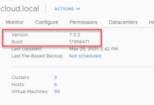 Stay up to date with vsphere releases