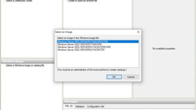Windows system image manager for windows server 2022