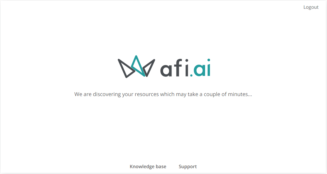 Afi next generation backup automatically discovers Teams resources