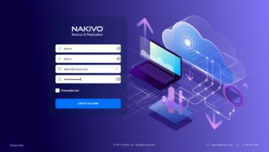 Setup your user account for NAKIVO Backup Replication and add inventory