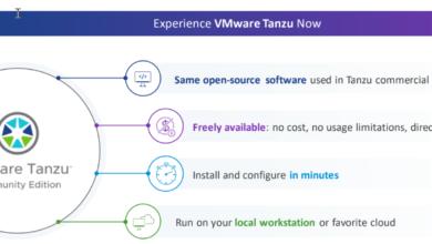 VMware Tanzu Kubernetes Community Edition released