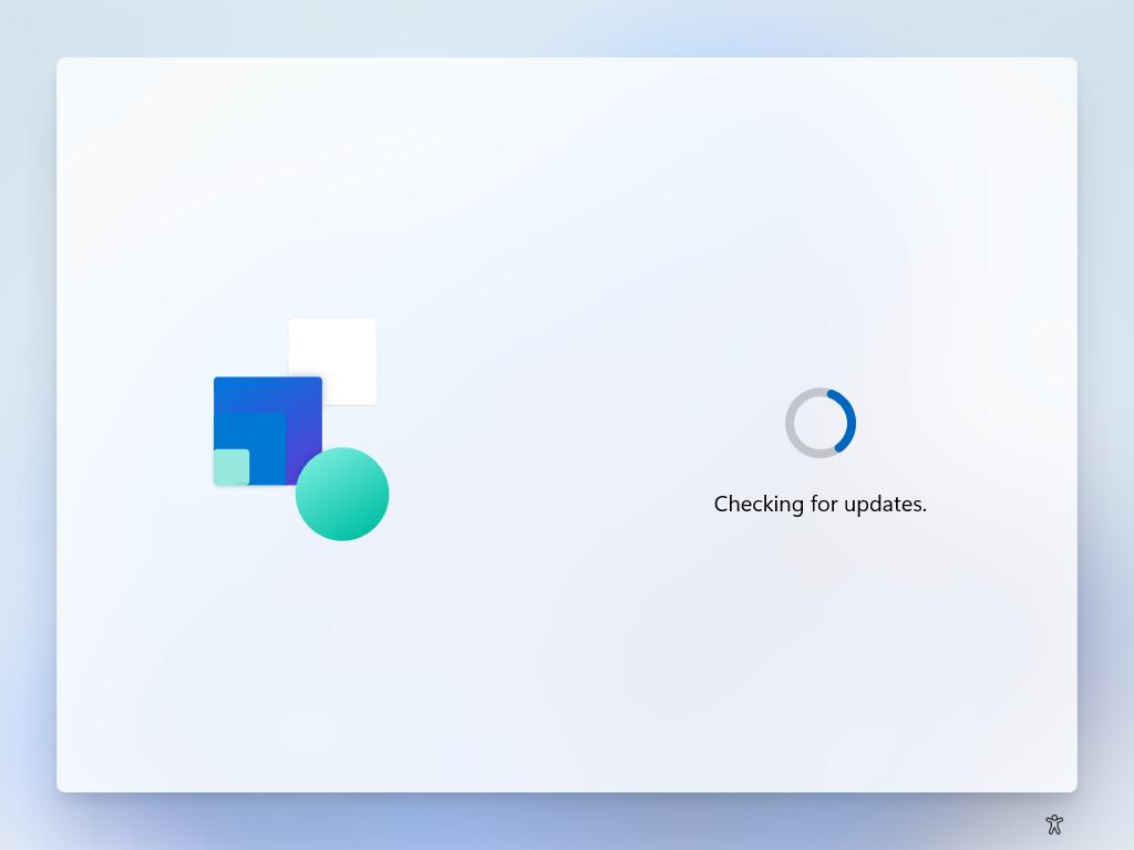 Windows 11 checks for updates